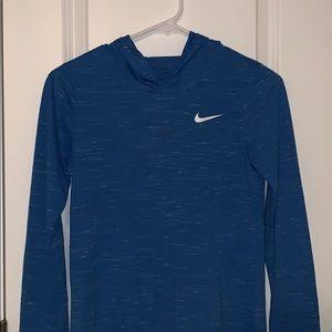Girls Nike Shirt with Hood